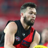 Homesick McKenna a chance to return for Bombers