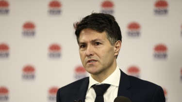Customer Service Minister Victor Dominello says complacency around being COVID safe was a big threat to NSW.