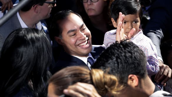 'Not in the Bernie Sanders mould': Julian Castro joins Democratic field of presidential candidates