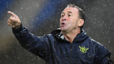Ricky Stuart is set to join England's rugby squad this week to watch how Eddie Jones goes about his business.
