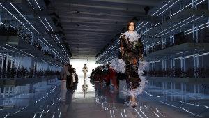 Daniel Del Core 's show during Milan's Fashion Week.