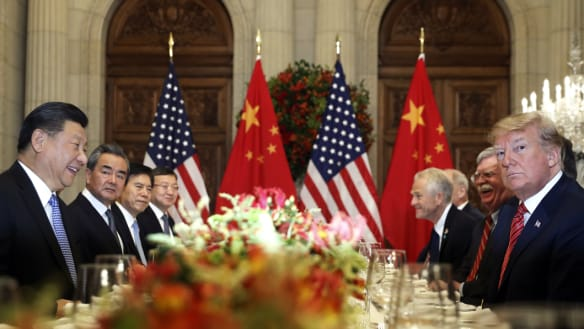 No one knows what Trump and Xi agreed over dinner and it's causing chaos