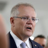 Scott Morrison defends captain's call to install Warren Mundine as Gilmore candidate