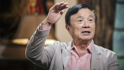 'Live or die moment': Huawei founder's memo to staff as company battles crisis