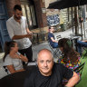 Dining in the street: Outdoor hospitality experiment set to continue