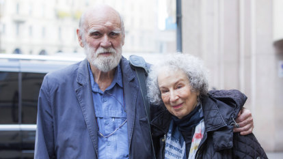 Margaret Atwood's final Australian trip with partner Graeme Gibson