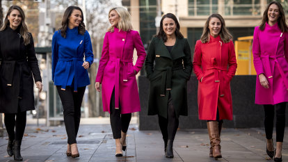 Thinking of buying a coloured coat? Here's what you need to consider