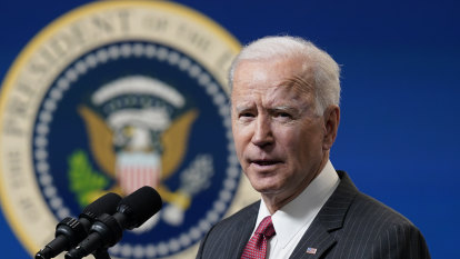 China wants Biden to make the first move to thaw tensions. It could be a long wait