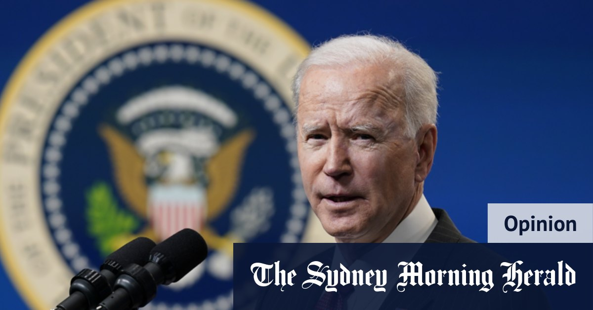 China wants Biden to make the first move to thaw tensions. It could be a long wait – Sydney Morning Herald
