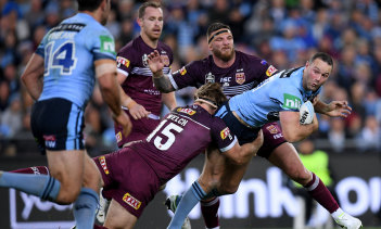 State of Origin has a temporary new home in November just as the winter and summer codes prepare to collide.