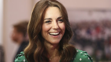 Kate Middleton, the Duchess of Cambridge, visits Ireland in March.