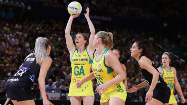 Australian netball does not have a central contracting system unlike world champions New Zealand.