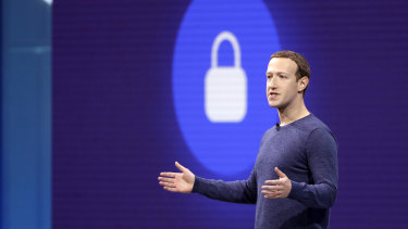 Facebook chief executive Mark Zuckerberg has pledged to clean the social network up.