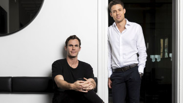 Driva co-founders Scott Montarello and William Brown are taking on the car financing industry.