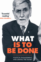 <i>What Is To Be Done</i> by Barry Jones.