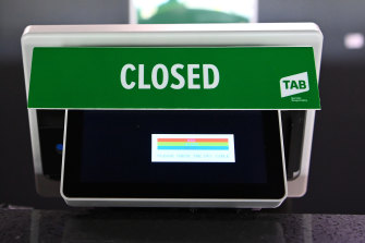 Tabcorp experienced IT woes during the carnival.
