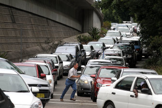 """""""We are addicted to our cars, and our city formed around that to the point where we're now basically car-dependent."""""""
