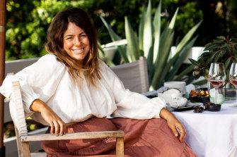"Kara Rosenlund : ""I love fashion but I don't follow trends."""