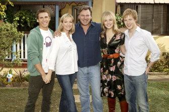 The Rafter family will not be fully reunited for the new show.