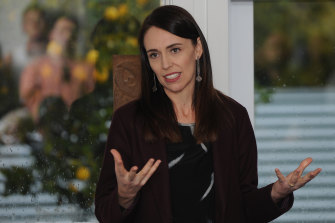 New Zealand Prime Minister Jacinda Ardern is riding high in the polls after her handling of the COVID-19 crisis.