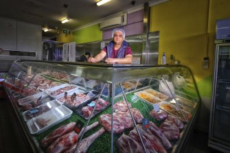 Zeeshan Ali, owner of AusPak Halal meat and groceries in Fawkner, said he is facing a significant financial hit due to the lockdown occurring at the same time as Eid al-Adha.