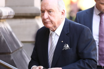 Alan Jones has written about the issue of sexual assault and consent.
