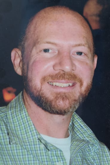 Gary Van Duinen died last month.