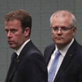 Education Minister Dan Tehan and Prime Minister Scott Morrison are keen to bolster free speech at universities.