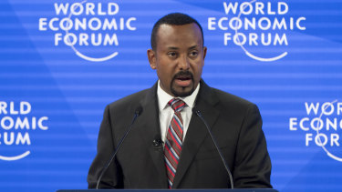 This year's Nobel Peace Prize has been awarded to Ethiopia's Prime Minister Abiy Ahmed.