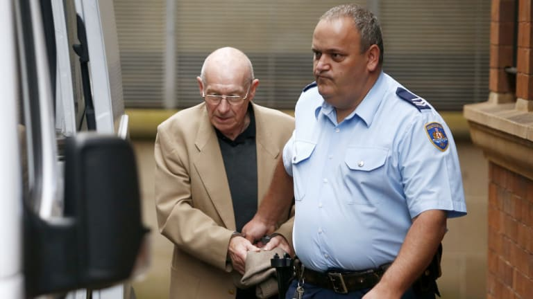 Roger Rogerson was jailed for life for the 2014 murder of student Jamie Gao.