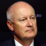 Woodside chairman Richard Goyder is also chairman of the AFL Commission.