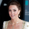 Praise for Kate's BAFTAs re-wear but green message largely falls flat