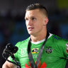 Redemption song: Wighton caps career turnaround with first Test call-up