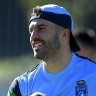 'Enormous honour': Blues No.1 Tedesco is now second in charge