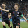 Croatia crush Argentina 3-0 to reach knockout stage