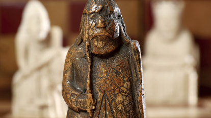 Viking chess piece sells for more than $1 million at auction