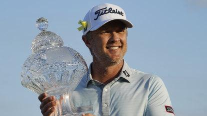 'Pretty emotional' Jones wins Honda Classic to earn Masters spot