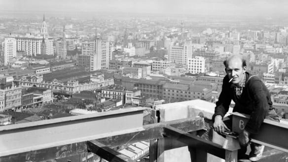 Flashback 1958: Australia's first skyscraper opens in Melbourne