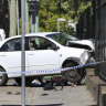 Boy, 12, dies after being hit by car outside Sydney school