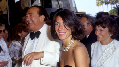 The rise and fall of socialite Ghislaine Maxwell, Jeffrey Epstein's 'best friend'