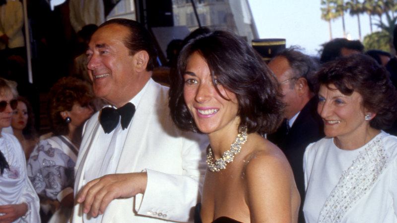 Who Is Jeffrey Epstein S Best Friend Ghislaine Maxwell