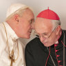 The Two Popes: too much buddy comedy