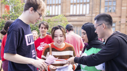 Unauthorised survey asked students to rate Chinese people out of seven