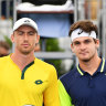 Millman's Davis Cup opponent becomes tennis' first confirmed COVID-19 case
