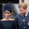 Harry and Meghan's bitter salvo shows they don't intend to go quietly