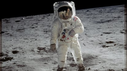 'We're waiting for the astronaut's first step on the moon': TV prepares for broadcast of a lifetime