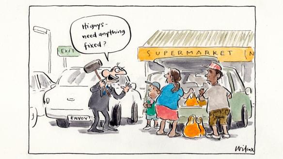 Abbott's consolation prize won't help Indigenous people