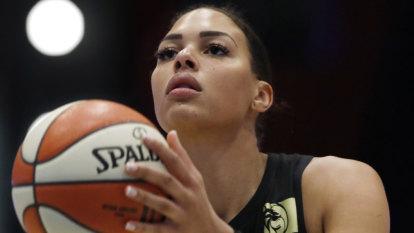 WNBA, Liz Cambage debut in NBA 2K20 video game
