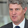 Stirling Hinchliffe said redeployment of staff to help manage the caseload was being discussed.