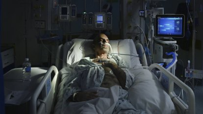 'Nobody is safe': One in three COVID-19 hospital patients in intensive care